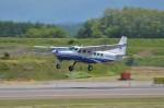 はれ747さんが、旭川空港で撮影したアジア航測 208A Caravan 675の航空フォト(写真)