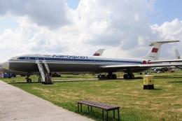 ちゅういちさんが、キエフ・ジュリャーヌィ国際空港で撮影したアエロフロート・ソビエト航空 Il-62Mの航空フォト(飛行機 写真・画像)