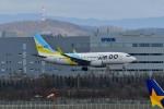 Dojalanaさんが、新千歳空港で撮影したAIR DO 737-781の航空フォト(写真)