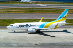 delawakaさんが、中部国際空港で撮影したAIR DO 737-781の航空フォト(写真)