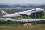 やまけんさんが、仙台空港で撮影したジェイ・エア ERJ-190-100(ERJ-190STD)の航空フォト(写真)