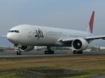 うすさんが、伊丹空港で撮影した日本航空 777-346/ERの航空フォト(写真)