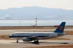 ハピネスさんが、関西国際空港で撮影した中国南方航空 A319-132の航空フォト(飛行機 写真・画像)