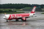 DVDさんが、成田国際空港で撮影したインドネシア・エアアジア・エックス A330-343Xの航空フォト(写真)