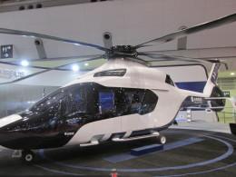 ランチパッドさんが、東京ビックサイトで撮影したエアバス・ヘリコプターズ H160の航空フォト(飛行機 写真・画像)