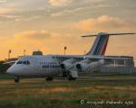 飛龍さんが、パリ シャルル・ド・ゴール国際空港で撮影したシティジェット BAe-146-200の航空フォト(写真)