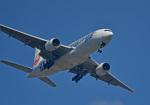 がいなやつさんが、福岡空港で撮影した日本航空 777-289の航空フォト(写真)