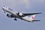 Orange linerさんが、福岡空港で撮影した日本航空 777-246の航空フォト(写真)