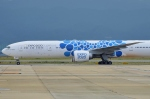 kurubouzuさんが、関西国際空港で撮影したエミレーツ航空 777-31H/ERの航空フォト(写真)