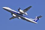 Orange linerさんが、福岡空港で撮影したANAウイングス DHC-8-402Q Dash 8の航空フォト(写真)