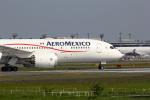 VFRさんが、成田国際空港で撮影したアエロメヒコ航空 787-8 Dreamlinerの航空フォト(写真)