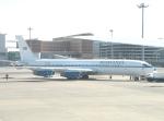 チャーリーマイクさんが、羽田空港で撮影したロマビア航空 707-3K1Cの航空フォト(写真)