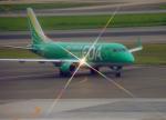 がいなやつさんが、福岡空港で撮影したフジドリームエアラインズ ERJ-170-100 SU (ERJ-170SU)の航空フォト(写真)