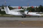 NIKEさんが、マレ・フルレ国際空港で撮影したモルディビアン DHC-8-315 Dash 8の航空フォト(写真)