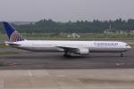 kinsanさんが、成田国際空港で撮影したコンチネンタル航空 767-424/ERの航空フォト(写真)