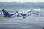 planetさんが、スワンナプーム国際空港で撮影したタイ・スマイル A320-232の航空フォト(写真)