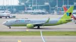 coolinsjpさんが、仁川国際空港で撮影したジンエアー 737-8Q8の航空フォト(写真)