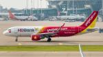 coolinsjpさんが、仁川国際空港で撮影したベトジェットエア A320-214の航空フォト(写真)