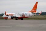 北の熊さんが、新千歳空港で撮影したチェジュ航空 737-8ASの航空フォト(写真)