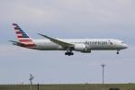 やまけんさんが、羽田空港で撮影したアメリカン航空 787-9の航空フォト(写真)