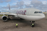 NIKEさんが、マレ・フルレ国際空港で撮影したカタール航空 A330-302の航空フォト(写真)