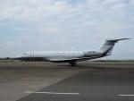 ハム太郎。さんが、羽田空港で撮影した不明 G650 (G-VI)の航空フォト(写真)