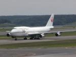 sasukeさんが、新千歳空港で撮影した日本航空 747-146B/SR/SUDの航空フォト(写真)