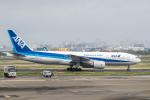 Y-Kenzoさんが、羽田空港で撮影した全日空 777-281/ERの航空フォト(写真)