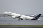 mktさんが、羽田空港で撮影したルフトハンザドイツ航空 A350-941XWBの航空フォト(写真)