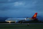 VEZEL 1500Xさんが、静岡空港で撮影した北京首都航空 A320-214の航空フォト(写真)