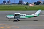 hidetsuguさんが、札幌飛行場で撮影したアドバンス・エア・スポーツ T207A Turbo Stationair 7の航空フォト(写真)