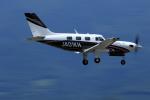 Nao0407さんが、松本空港で撮影した日本個人所有 PA-46-500TP Meridian M500の航空フォト(写真)
