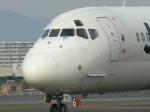 うすさんが、伊丹空港で撮影した日本航空 MD-90-30の航空フォト(写真)