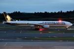 shimashimaさんが、成田国際空港で撮影したシンガポール航空 777-312/ERの航空フォト(写真)