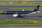Tomo-Papaさんが、羽田空港で撮影したスターフライヤー A320-214の航空フォト(写真)