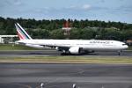shimashimaさんが、成田国際空港で撮影したエールフランス航空 777-328/ERの航空フォト(写真)