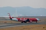 ハピネスさんが、関西国際空港で撮影したタイ・エアアジア・エックス A330-343Eの航空フォト(写真)