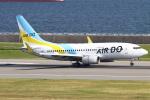 B14A3062Kさんが、神戸空港で撮影したAIR DO 737-781の航空フォト(写真)