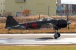 kunimi5007さんが、仙台空港で撮影したゼロエンタープライズ Zero 22/A6M3の航空フォト(写真)