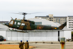 YZR_303さんが、八尾空港で撮影した陸上自衛隊 UH-1Jの航空フォト(写真)
