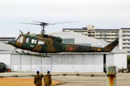 YZR_303さんが、八尾空港で撮影した陸上自衛隊 UH-1Jの航空フォト(飛行機 写真・画像)