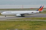 amagoさんが、関西国際空港で撮影したフィリピン航空 A330-343Xの航空フォト(写真)