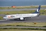 @たかひろさんが、関西国際空港で撮影した山東航空 737-85Nの航空フォト(写真)