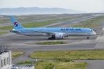@たかひろさんが、関西国際空港で撮影した大韓航空 787-9の航空フォト(写真)