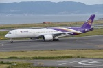 @たかひろさんが、関西国際空港で撮影したタイ国際航空 A350-941XWBの航空フォト(写真)