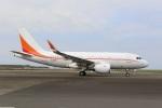 VIPERさんが、羽田空港で撮影したSKテレコム A319-115CJの航空フォト(写真)