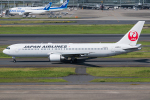 Tomo-Papaさんが、羽田空港で撮影した日本航空 767-346/ERの航空フォト(写真)