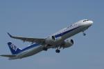神宮寺ももさんが、高松空港で撮影した全日空 A321-272Nの航空フォト(写真)