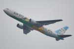 ちゃぽんさんが、羽田空港で撮影したAIR DO 767-381の航空フォト(写真)