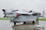 ちゃぽんさんが、横田基地で撮影したアメリカ海兵隊 MV-22Bの航空フォト(写真)